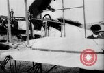 Image of Henri Farman France, 1908, second 5 stock footage video 65675044928