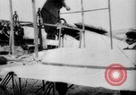 Image of Henri Farman France, 1908, second 6 stock footage video 65675044928