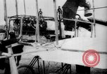 Image of Henri Farman France, 1908, second 8 stock footage video 65675044928