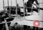 Image of Henri Farman France, 1908, second 9 stock footage video 65675044928