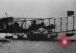 Image of Mishaps on early U.S. Aircraft carriers United States USA, 1930, second 7 stock footage video 65675044933