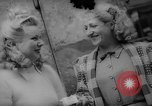 Image of Parisians Paris France, 1946, second 4 stock footage video 65675044944