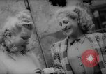 Image of Parisians Paris France, 1946, second 6 stock footage video 65675044944