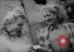 Image of Parisians Paris France, 1946, second 7 stock footage video 65675044944