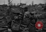 Image of bomb damage Tokyo Japan, 1946, second 6 stock footage video 65675044948