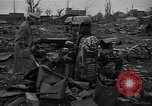 Image of bomb damage Tokyo Japan, 1946, second 7 stock footage video 65675044948