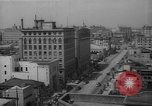 Image of city center Tokyo Japan, 1949, second 7 stock footage video 65675044951