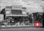 Image of movie theater Tokyo Japan, 1949, second 2 stock footage video 65675044952