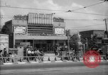 Image of movie theater Tokyo Japan, 1949, second 4 stock footage video 65675044952
