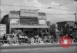 Image of movie theater Tokyo Japan, 1949, second 6 stock footage video 65675044952