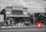 Image of movie theater Tokyo Japan, 1949, second 7 stock footage video 65675044952