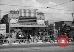 Image of movie theater Tokyo Japan, 1949, second 10 stock footage video 65675044952