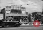 Image of movie theater Tokyo Japan, 1949, second 11 stock footage video 65675044952