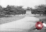 Image of Imperial Plaza Tokyo Japan, 1949, second 1 stock footage video 65675044956