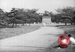 Image of Imperial Plaza Tokyo Japan, 1949, second 8 stock footage video 65675044956