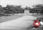Image of Imperial Plaza Tokyo Japan, 1949, second 9 stock footage video 65675044956