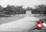 Image of Imperial Plaza Tokyo Japan, 1949, second 10 stock footage video 65675044956