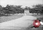 Image of Imperial Plaza Tokyo Japan, 1949, second 11 stock footage video 65675044956