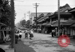 Image of American Army jeep Koga Japan, 1945, second 5 stock footage video 65675044960