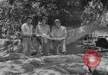 Image of General Alexander Patch Guadalcanal Solomon Islands, 1942, second 3 stock footage video 65675044979