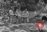 Image of General Alexander Patch Guadalcanal Solomon Islands, 1942, second 5 stock footage video 65675044979