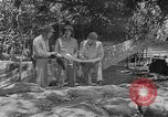 Image of General Alexander Patch Guadalcanal Solomon Islands, 1942, second 6 stock footage video 65675044979