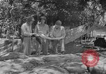 Image of General Alexander Patch Guadalcanal Solomon Islands, 1942, second 7 stock footage video 65675044979