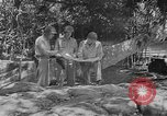 Image of General Alexander Patch Guadalcanal Solomon Islands, 1942, second 8 stock footage video 65675044979