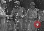 Image of General Alexander Patch Guadalcanal Solomon Islands, 1942, second 10 stock footage video 65675044979