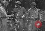 Image of General Alexander Patch Guadalcanal Solomon Islands, 1942, second 12 stock footage video 65675044979