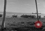 Image of American troop reinforcements and supplies  arriving on Guadalcanal Guadalcanal Solomon Islands, 1943, second 4 stock footage video 65675044980