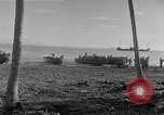 Image of American troop reinforcements and supplies  arriving on Guadalcanal Guadalcanal Solomon Islands, 1943, second 5 stock footage video 65675044980