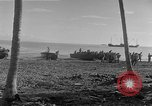 Image of American troop reinforcements and supplies  arriving on Guadalcanal Guadalcanal Solomon Islands, 1943, second 7 stock footage video 65675044980