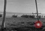 Image of American troop reinforcements and supplies  arriving on Guadalcanal Guadalcanal Solomon Islands, 1943, second 8 stock footage video 65675044980