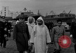 Image of Allied officers Casablanca Morocco, 1942, second 2 stock footage video 65675044992