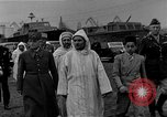 Image of Allied officers Casablanca Morocco, 1942, second 3 stock footage video 65675044992