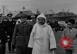 Image of Allied officers Casablanca Morocco, 1942, second 4 stock footage video 65675044992