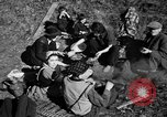 Image of freed Jews Germany, 1945, second 5 stock footage video 65675044999