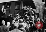 Image of freed Jews Germany, 1945, second 2 stock footage video 65675045000