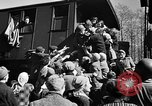Image of freed Jews Germany, 1945, second 3 stock footage video 65675045000