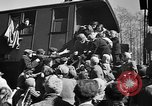 Image of freed Jews Germany, 1945, second 5 stock footage video 65675045000