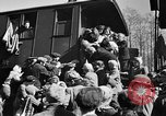 Image of freed Jews Germany, 1945, second 6 stock footage video 65675045000