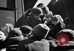 Image of freed Jews Germany, 1945, second 9 stock footage video 65675045000