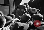 Image of freed Jews Germany, 1945, second 11 stock footage video 65675045000