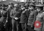 Image of American Major-General Emil Reinhardt Torgau Germany, 1945, second 4 stock footage video 65675045002