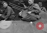 Image of Russian troops Germany, 1945, second 3 stock footage video 65675045003