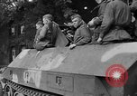 Image of Russian troops Germany, 1945, second 6 stock footage video 65675045003