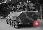 Image of Russian troops Germany, 1945, second 8 stock footage video 65675045003