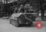 Image of Russian troops Germany, 1945, second 9 stock footage video 65675045003