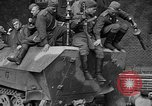 Image of Russian troops Germany, 1945, second 10 stock footage video 65675045003
